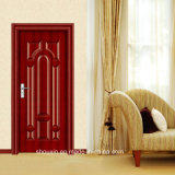 2015 nuovo Red Spell Wood Steel Door (sx-3-2053)