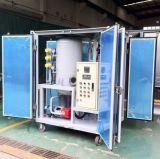 Máquina de filtración usada del aceite aislador