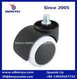 Schwarzes Stem Caster Wheel für Recliner
