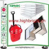 スーパーマーケット冷却装置のための角の保護障壁