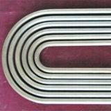tubo saldato gomito del condensatore dell'acciaio inossidabile 304L