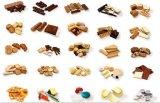 Línea de la máquina del paquete de la barra de chocolate sola