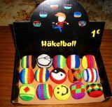 Kundenspezifischer Handgewirkter Hacky Sack-jonglierende Kugel Footbag