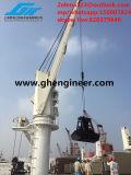 Электрический палубный судовой кран морского пехотинца судно-сухогруза /Hydraulic