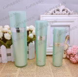 Frasco de creme acrílico da loção do frasco do verde novo da chegada para o empacotamento do cosmético (PPC-CPS-065)