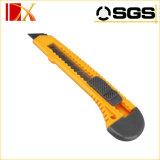 Cuchillo utilitario automático con tres cuchillos del cortador de las láminas de las láminas 0.5m m
