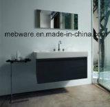 Europa-Art-Badezimmer-Schrank mit keramischem Bassin für Verkauf