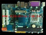 G31 материнская плата PC поддержки DDR2 набора микросхем LGA 775