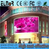 Heiße im Freien farbenreiche LED Anschlagtafel des Verkaufs-P4.81