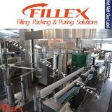 회전하는 유형 최신 용해 접착제 OPP 레테르를 붙이는 기계 (RFL-R 시리즈)