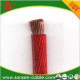 Flexibler elektrische Draht-kupferner Leiter PVC-Isolierungs-Gebäude-Draht H07V-K