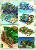 Cour de jeu d'intérieur d'amusement de matériel d'amusement de vente directe d'usine