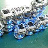 Heißer blauer LED Solarstraßen-Stift des Verkaufs-Aluminium-IP68