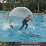 0.7~1.0 mm PVC/TPUの膨脹可能なプール水Zorbの球の価格
