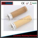 China hizo alta calidad de calefacción de cerámica Elemento calentador Core en Stock