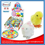 Cheap Small Plastic Surprise Easter Egg Toy Candy