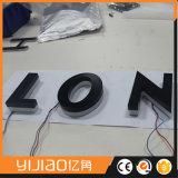 Contrassegno acrilico su ordinazione, lettere acriliche del segno del LED