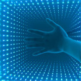 Luz LED 3D de Pista de Dança Starlit Interativo Novo Claro para Festa