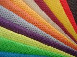 색깔 Spunbond 방수 다중 PP 비 길쌈된 직물