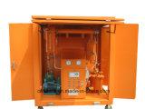 Type mobile système de filtration de pétrole de transformateur (ZYM-20)