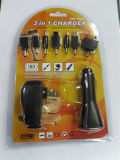 iPad와 iPhone를 위한 차와 Wall Dual USB Charger