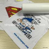 Talla solvente oscura/ligera imprimible del rodillo del papel/del vinilo del traspaso térmico de Eco para el algodón/la ropa/la ropa de deportes