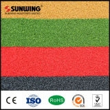 Dekoratives Colorful Rainbow Artificial Grass für Kingergarten Flooring