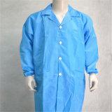 Одежды ESD полиэфира голубые противостатические (EGS-20)