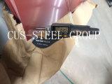 El alto color brillante de Congo el Camerún cubrió la bobina de /Striped PPGI de la hoja de acero