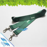 Business를 위한 Logo를 가진 피복 Sublimation Lanyard