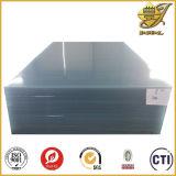 Лист пластмассы PVC ясности противостатического высокого лоска прозрачный твердый