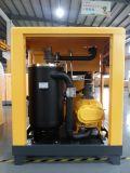 Uno-Eje 30HP que conduce el compresor de aire rotatorio industrial del tornillo de la corriente ALTERNA