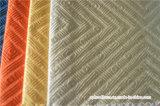 물 저항하는 & 정전기 방지 옥외 길쌈된 자카드 직물 100%년 폴리에스테 직물