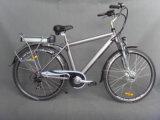새로운 디자인 700c36V 두 배 크라운, 유압 현탁액 전기 자전거 (JSL034B)