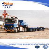 頑丈なマルチ車軸特に実用的なトラックのトレーラー容器のために(カスタマイズされる)