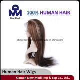 Популярные человеческие волосы Wig с Virgin Hair