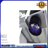 스테인리스 플라스틱 /ABS/Pes/PVC를 위한 최신 판매 가격 휴대용 섬유 Laser 표하기 기계