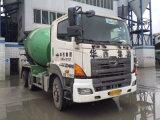 2010 [64-لهد-دريف] يستعمل اليابان [68كبم] [8090-نو-تيرس] [هينو700] [كنكرت ميإكسر] شاحنة