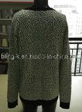 De nieuwe Katoenen van het Effect van de Manier van de Verkoop 3D Acryl Breiende Sweater van de Trui voor Vrouwen
