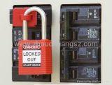 クランプパッドロックのために電気ブレーカのロックアウト安全