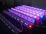 1m Length Linear Outdoor LED Wall Washer Bar Lighting With54PCS 3W Edison hohe Leistung LED R/G/B/W/Y/RGB Colors