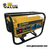 5.5HP 6.5HP Gasoline Generator Set Air Cooled 7.5HP Generator Power 1kwへの7kw Power Generator
