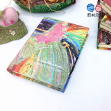 Масло Panting Series Round Back Notebook с Creative Color Inside Pages (XLJ64176-X05)