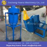 Der Schrott-/Waster-Reifen, der Zeile/Fachmann aufbereitet, bereiten Gummireifen-Maschine auf
