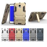 Samsungのノート4のための耐震性の携帯電話の箱