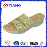 Due Band Lady EVA Beach Slipper per Casual Walking (TNK20132)
