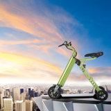 2016製造8インチのシートが付いているFoldableアルミ合金の電気バイク