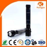 Helle nachladbare Solaraluminiumtaschenlampe des Hersteller-3W XPE ultra der Fackel-LED