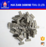 Arix Diamond Segment für Core Drill Bit Cutting Concrete Stone
