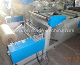Machine de feuille d'étiquette de papier de découpage de moteur d'opération